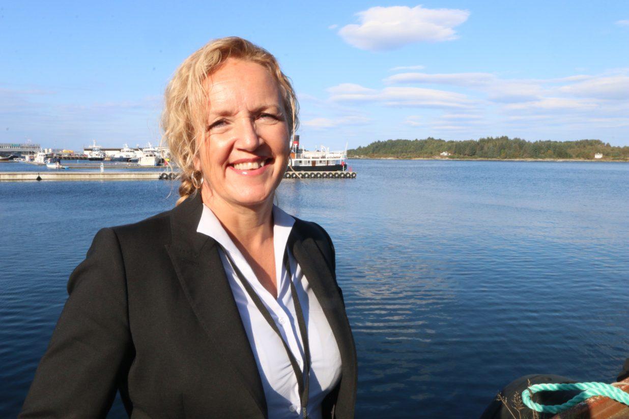Bilde for Med  hjarte  for  kysten:  Møt  Tordis  Russøy