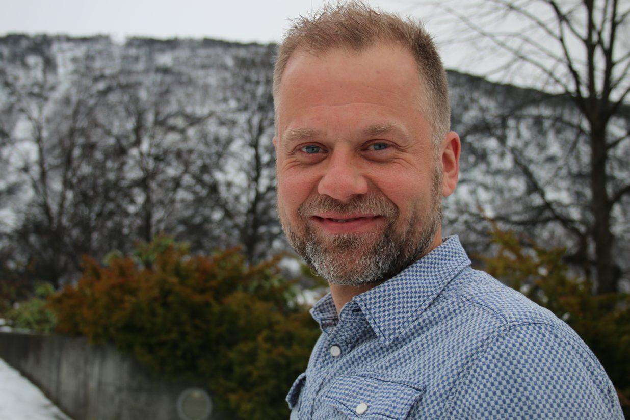 Bilde for Litt  psykolog  opp  i  det  heile:  Møt  Olav  Skjeldestad