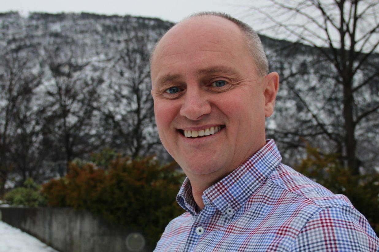 Bilde for Har  slutta  å  henge  opp  salsplakatar:  Møt  Jan  Rune  Årøy